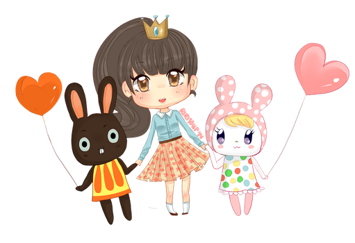 Acnl commission 2 by Ria-tan