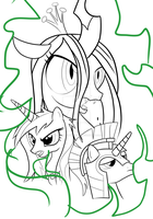 Poster WIP (no name yet) by MermaidSoupButtons