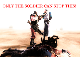 Soldier Propaganda by TheUbermedic