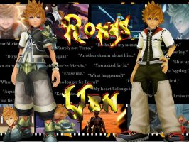 Ven and Roxas by Twitch8