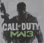 Modern Warfare 3 Logo by 12littlegiant21