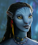 Neytiri by sugarpoultry