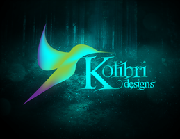 Kolibri Designs Logo by ClintonKun