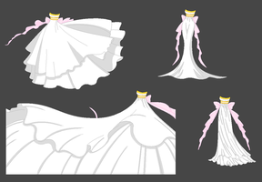 SSMU Dress Template by ParamourPhoenix