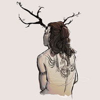 Fading by samanthadoodles