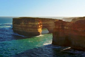 Eroding Australia by tuftedpuffin