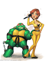 Turtle power by clc1997