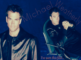 Michael Weatherly Wallpaper by Nyssa-89