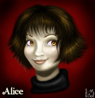 Alice Cullen by Shadowstar-wolf