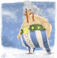 Obelix by MateoOldieGangsta