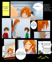 Kim Possible Skygrasper 1-7 by dvdIce