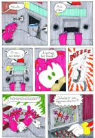 Amy Rose's Toes Page 8 by EmperorNortonII
