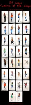 30 Outfits of the Days by dropeverythingnow