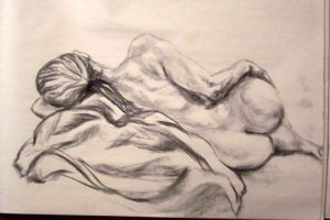 Female Anatomy Study by rachelab74