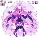 REQUEST FUSION: Kunzite the Pre-Night by gigifeh
