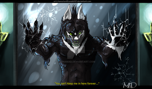 The Beast Within by LenaMAD