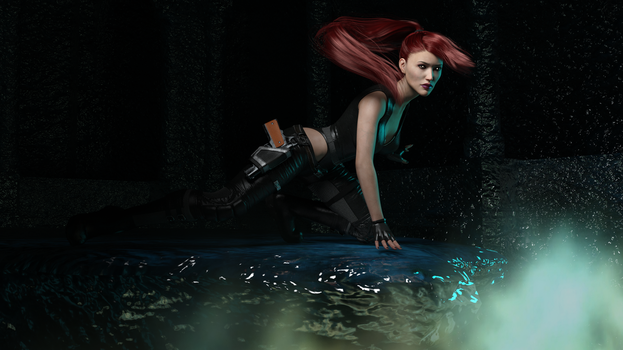 Into the abyss by tombraider4ever