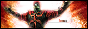 Ermac - Mortal Kombat Series by slappyking