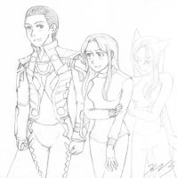 Request:Loki,Kaitlynn,Sarenaty by gohe1090