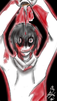 Jeff the killer request by JazminHopkins