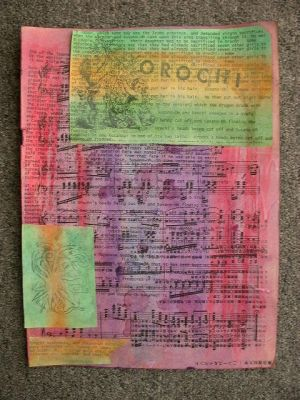 The Orochi Papers Page 1