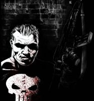 PUNISHER 2012 by barfast
