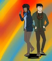 LOK: Hipsters by Alivewhenever
