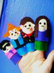 Young Ones Puppets by david-lover-forever