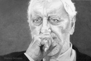 Grandad Wilfred Mott by Jellyneau