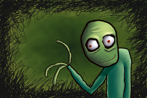 Salad Fingers by mechex9