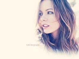 Wallpaper Kate Beckinsale by Littlenutsy