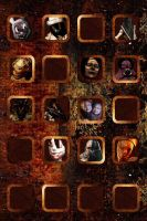 Silent Hill Wallpaper by TheScarecrowOfNorway