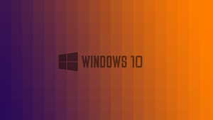 Windows 10 wallpaper by CryDagon