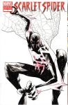 Spidey 2099 Sketch Cover by mytymark