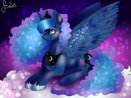 Her Royal Highness Luna by Saoiirse