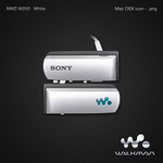 SonyWalkman NWZ-W252 icon by StoreCriativa