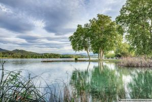 Nautical Club Banyoles (Catalonia) by MarcGC