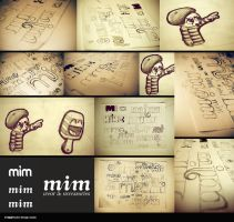 make a logo 2 by Numicor