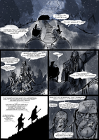 The Flower in the Ashes - Page 1 by Chimy-The-Zombie