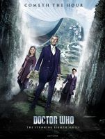 DOCTOR WHO FINALE POSTER by Umbridge1986
