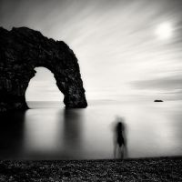 Durdle Door by xMEGALOPOLISx