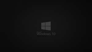 Windows 10 Black Edition by karara160