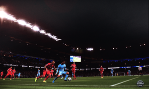 Manchester City VS Liverpool by ShaaniorDesign