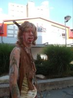 Funny Zombie by Lanthuas