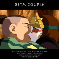 Beta Couple by SaucePear
