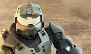 Master Chief by CrunchyMetal