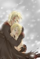 APH: Cold Warmth by jinzilla