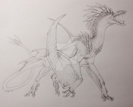 Angry-Talons by Skysealer