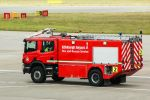 Airport Firefighters by Budeltier