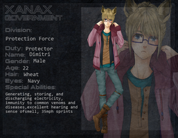 HD Protection Force - Dimitri by auxiliaryand